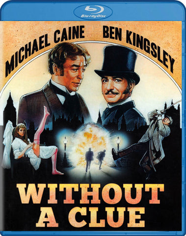 Without a Clue (Blu-ray) BLU-RAY Movie