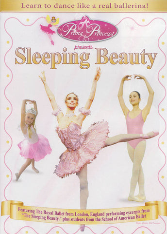 Prima Princessa Presents : Sleeping Beauty DVD Movie
