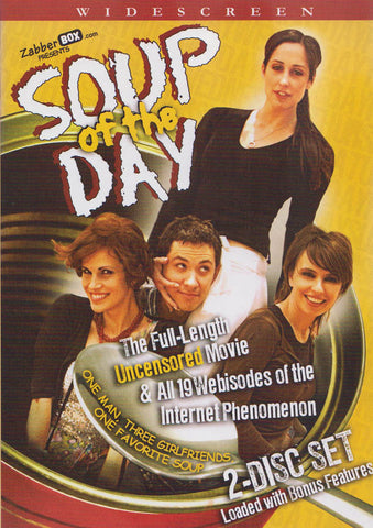 Soup Of The Day DVD Movie