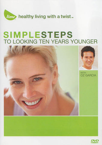 Simple Steps To Looking Ten Years Younger DVD Movie