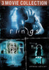 Rings / The Ring / The Ring Two (3-Movie Collection) DVD Movie