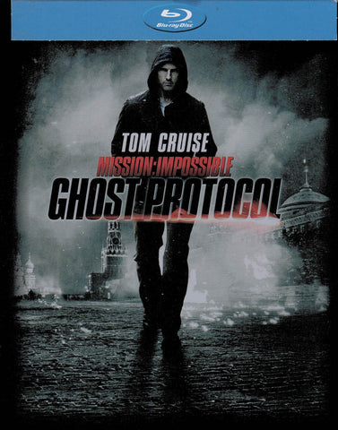 Mission: Impossible - Ghost Protocol (Steelcase) (Blu-ray) BLU-RAY Movie