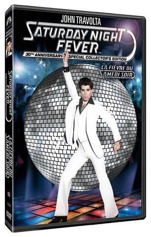 Saturday Night Fever (30th Anniversary Special Collector's Edition) (Bilingual) DVD Movie