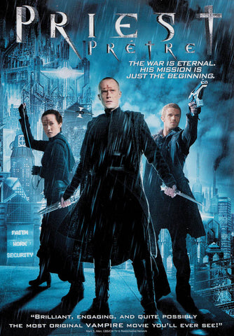 Priest / Pretre (Bilingual) DVD Movie