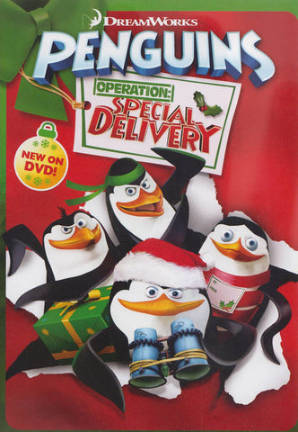 The Penguins Of Madagascar - Operation : Special Delivery DVD Movie