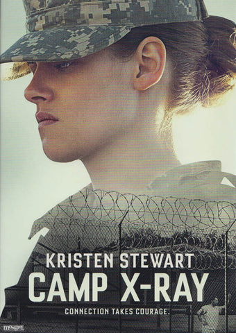 Camp X-Ray DVD Movie