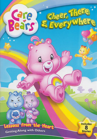 Care Bears - Cheer There and Everywhere DVD Movie