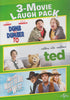 Dumb and Dumber To / Ted / A Million Ways To Die In The West (3-Movie Laugh Pack) DVD Movie
