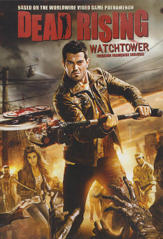 Dead Rising: Watch Tower (Bilingual) DVD Movie