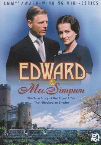 Edward and Mrs. Simpson DVD Movie