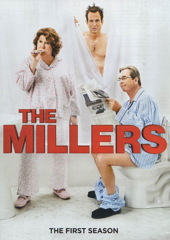 The Millers - The First Season DVD Movie