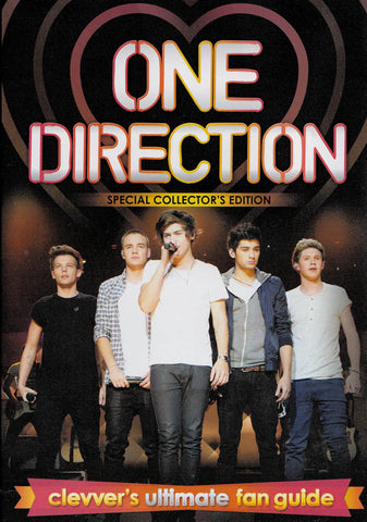 One Direction : Clevver's Ultimate Fan Guide DVD Movie