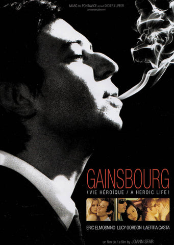 Gainsbourg (A Heroic Life) (Bilingual) DVD Movie