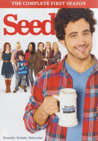 Seed - The Complete First Season DVD Movie