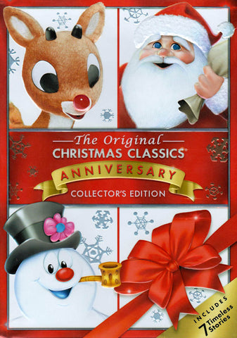 The Original Christmas Classic Anniversary (Collector s Edition) (Boxset) DVD Movie