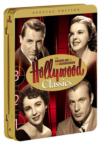 Hollywood Classics: The Golden Age of the Silverscreen (Boxset) DVD Movie