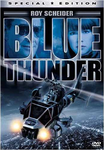 Blue Thunder (Special Edition) DVD Movie