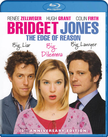Bridget Jones: The Edge of Reason (10th Anniversary Edition) (Blu-ray) BLU-RAY Movie