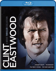 Clint Eastwood: 4-Movie Thriller Collection (Blu-ray)