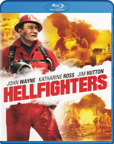 Hellfighters (Blu-ray) BLU-RAY Movie