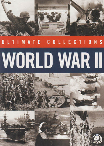 Ultimate Collections: World War II (Boxset) DVD Movie