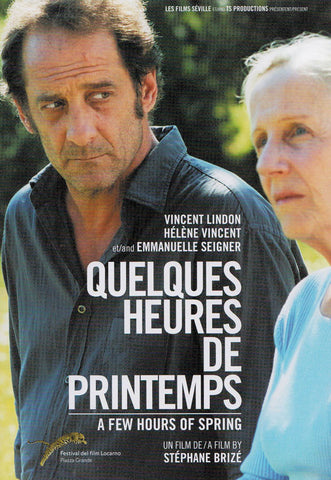 A Few Hours Of Spring / Quelques Heures De Printemps (Bilingual) DVD Movie