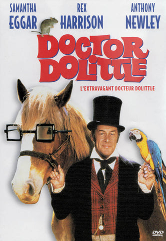 Doctor Dolittle (Bilingual) DVD Movie