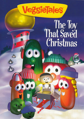 VeggieTales : The Toy That Saved Christmas DVD Movie