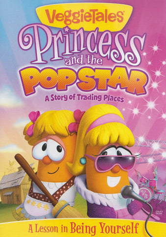 VeggieTales : Princess And The Pop Star DVD Movie