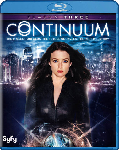 Continuum (Season 3) (Blu-ray) BLU-RAY Movie