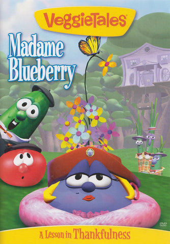 VeggieTales - Madame Blueberry DVD Movie