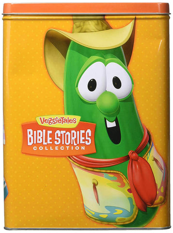 Veggietales - Bible Stories Collection (Tin Packaging) (Boxset) DVD Movie