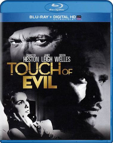 Touch of Evil (Blu-ray + Digital HD) (Blu-ray) BLU-RAY Movie
