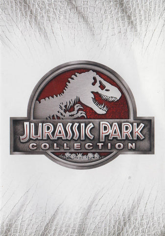 Jurassic Park Collection (Jurassic Park / The Lost World: Jurassic Park / Jurassic Park 3) DVD Movie