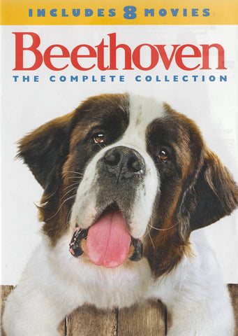 Beethoven - The Complete Collection (Includes 8 Movies) DVD Movie