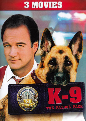 K-9 The Patrol Pack (3-Movies) DVD Movie