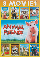 Animal Friends (8-Movie Collection)