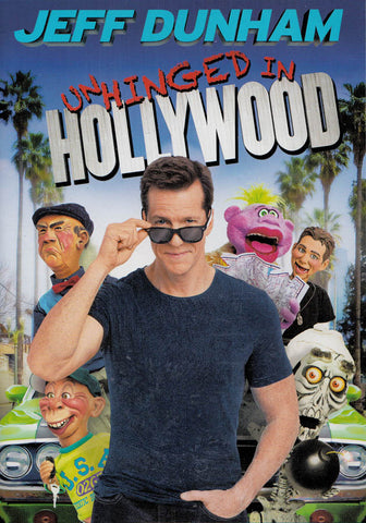 Jeff Dunham: Unhinged in Hollywood DVD Movie