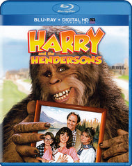 Harry and the Hendersons (Blu-ray + Digital HD) (Blu-ray)