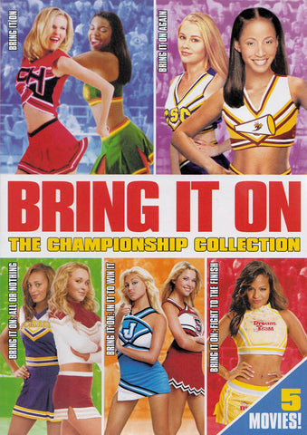 Bring It On : The Championship Collection DVD Movie