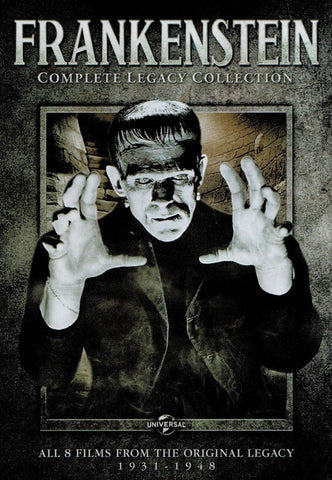 Frankenstein: Complete Legacy Collection (1931-1948) DVD Movie