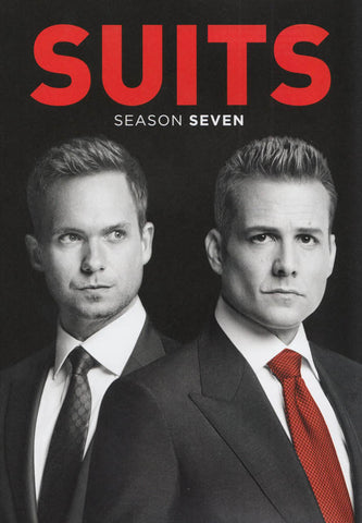 Suits (Season 7) DVD Movie