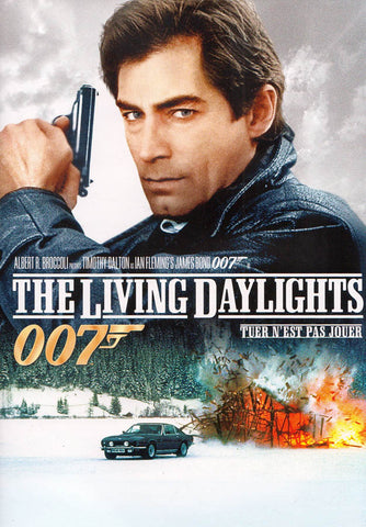 The Living Daylights (Bilingual) DVD Movie
