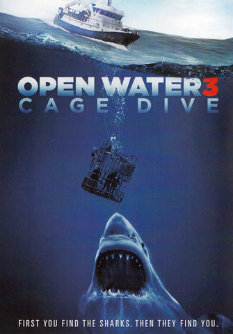 Open Water 3 : Cage Dive DVD Movie
