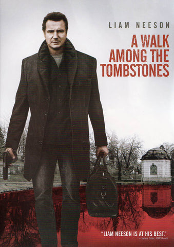 A Walk Among The Tombstones DVD Movie
