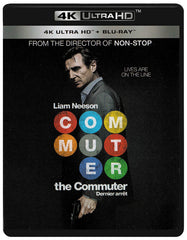 The Commuter (4K Ultra HD + Blu-ray) (Blu-ray) (Bilingual)