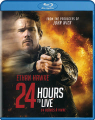 24 Hours To Live (Blu-ray) (Bilingual)