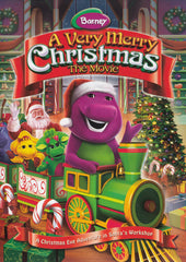 A Very Merry Christmas The Movie (Barney) (Maple)