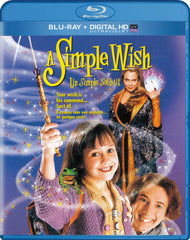 A Simple Wish (Blu-ray + Digital HD) (Blu-ray) (Bilingual)
