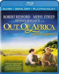 Out of Africa (Blu-ray + Digital Copy + Ultraviolet) (Blu-ray) (Bilingual)